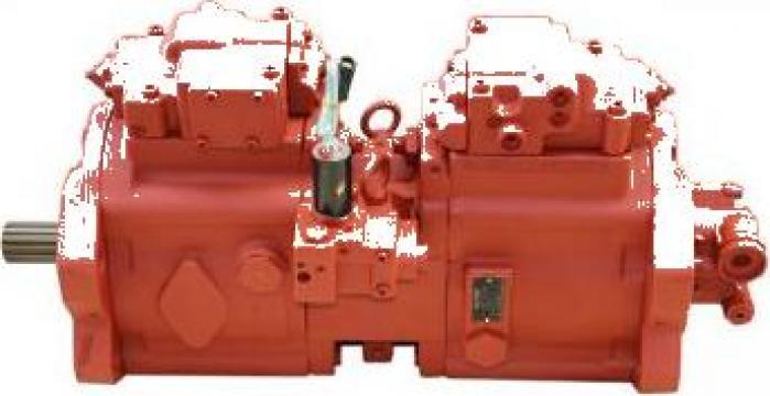 Pompa hidraulica Kawasaki K3V112DT, K3V112DTP