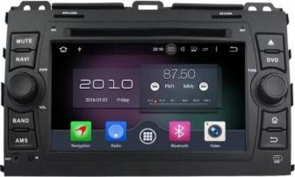 Sistem navigatie Toyota Land Cruiser Prado