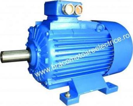 Motor electric trifazat 90kW x 740rpm 400V 315LA-8 de la Braco Mes Srl