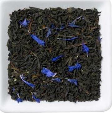 Ceai English Earl Grey Blue Flower - 100g