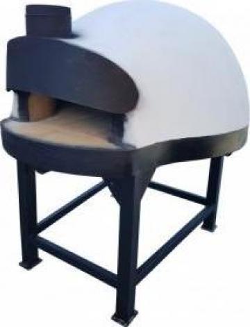 Cuptor pe lemne Mobil 145