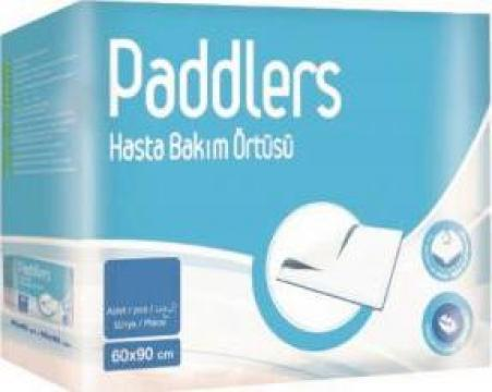 Aleze, Protectii pentru pat, Paddlers, 90cm x 60 cm, 60 buc