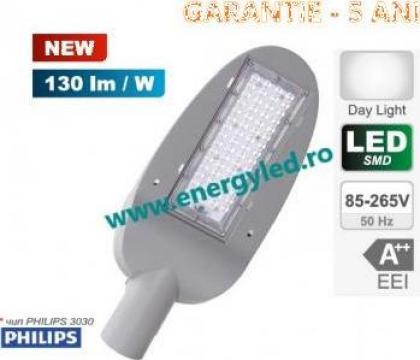 Lampi stradale cu led Philips 50W 130Lm/W de la Energyled Digitalight