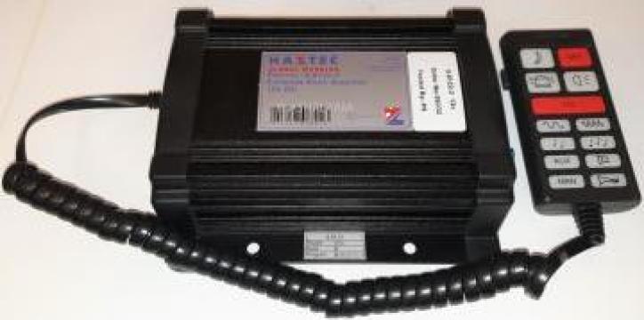Sirena politie 8-8122-2 de la Flashalarm Electric