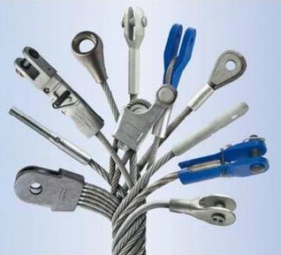 Terminatii cablu tractiune