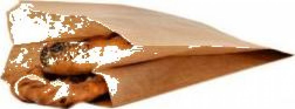 Punga hartie covrig mare 16,5x6,5x27cm 5 Kg/bax de la Cristian Food Industry Srl.