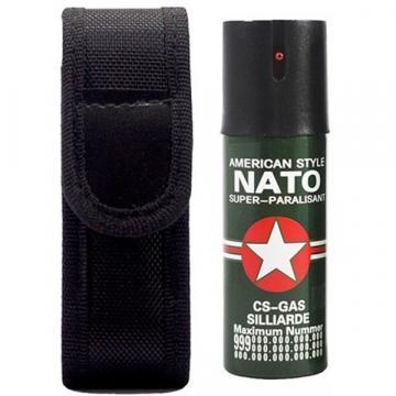 Spray Nato paralizant de buzunar cu piper de la Startreduceri Exclusive Online Srl - Magazin Online - Cadour