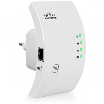 Amplificator semnal retea wireless-N WiFi Repeater de la Startreduceri Exclusive Online Srl - Magazin Online - Cadour