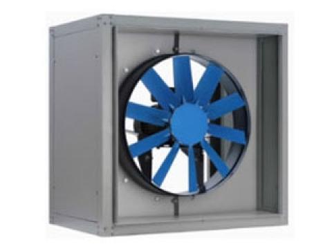 Ventilator axial-cutie fonoizolanta Box HB 45 T4 1/2