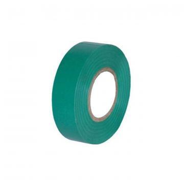 Banda izolatoare latime 18mm, lungime 20m, culoare verde de la Sc Victor Optimus Srl
