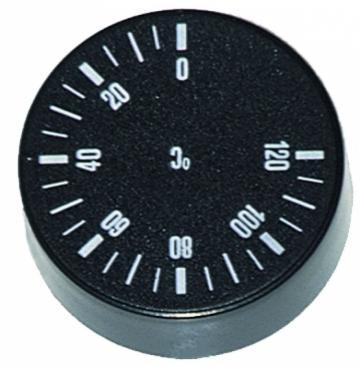 Buton reglare temperatura pentru termostat 0-120*C
