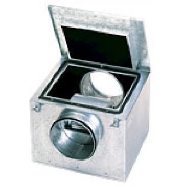 Ventilator cu cabina acustica CAB-200/133