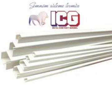 Canal cablu 15x10 adeziv 2ml de la ICG Center