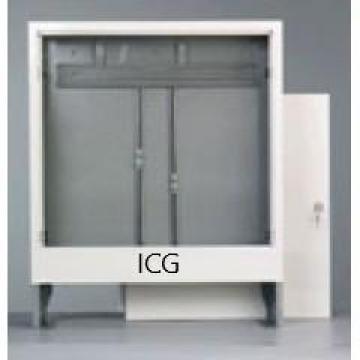 Caseta montaj ingropat pentru distribuitor de la ICG Center