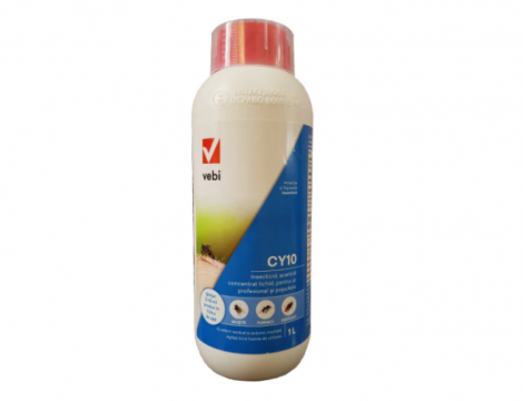 Insecticid CY 10 1000ml