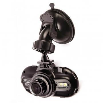Camera auto DVR 2 GPS Full HD, Ring de la Sirius Distribution Srl