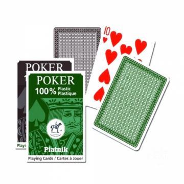 Carti de joc 100% plastic Piatnik, Jumbo Index de la Chess Events Srl
