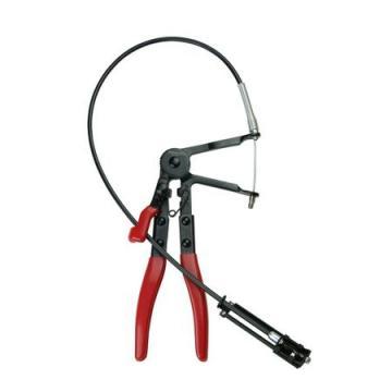 Cleste profesional demontare coliere cablu flexibil 15-630mm