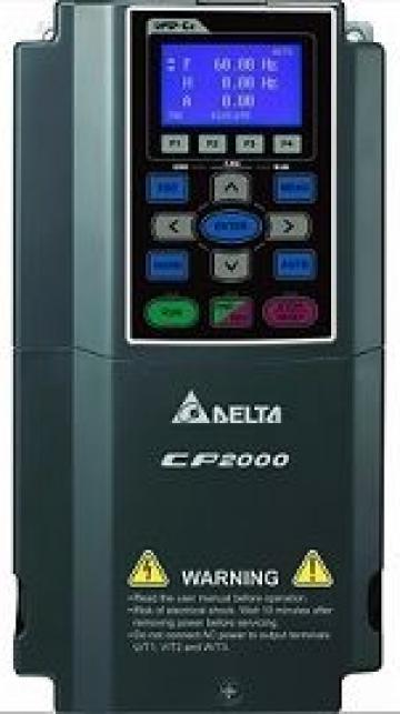 Convertizor frecventa VFD055CP4EA-21 5.5Kw / 12A