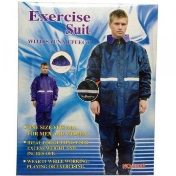 Costum fitness cu efect de sauna, Exercise Suit 0032 de la Startreduceri Exclusive Online Srl - Magazin Online - Cadour