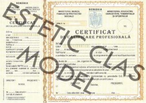 Cursuri de calificare electrician in constructii de la Estetic Clas Tg Mures