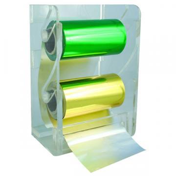 Dispenser folie aluminiu dublu, 2 role (1 buc)