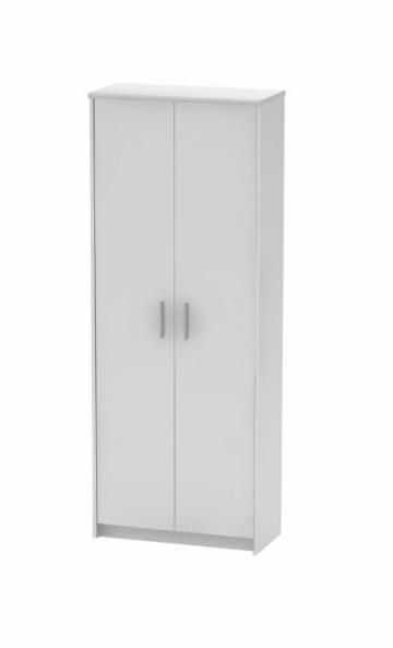 Dulap birou cu polite Johan New 05, 72,5x33,8x186 cm de la Sembazuru Art Srl