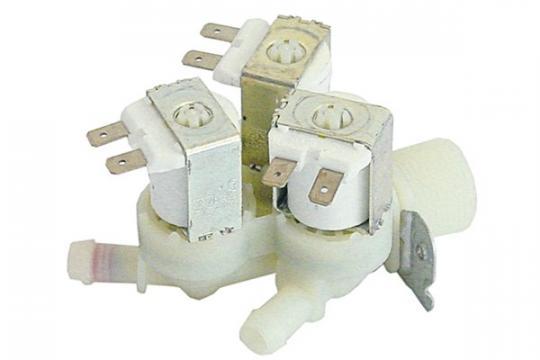Electrovalva tripla 180*, intrare 3/4, 370247 de la Kalva Solutions Srl