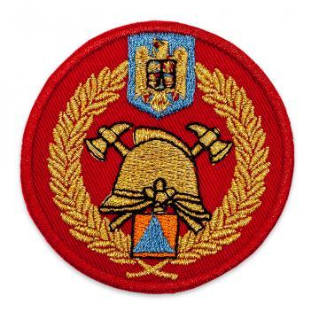 Emblema coifura SVSU brodata de la Hyperion Trade