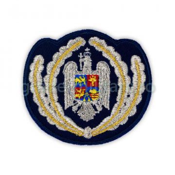 Emblema coifura subofiteri Jandarmeria Romana de la Hyperion Trade