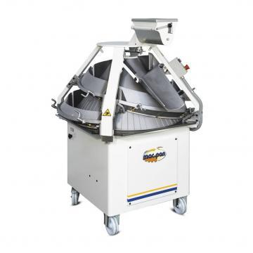 Formator rotund conic MAC PAN MPCR de la GM Proffequip Srl
