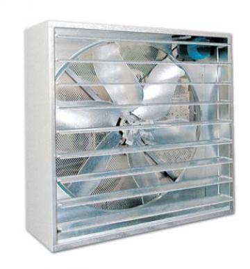 Ventilator axial cu diametru mare HGI-80-T-0.5 de la Ventdepot Srl