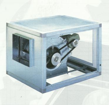 Ventilator centrifugal debit CVTT 18/18 with motor of 1.1kw