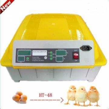 Incubator oua automat HT48 capacitate 48 oua de la On Price Market Srl
