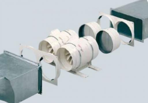 Kit ventilator special Twin Base-800+2TD-800/200 Mixvent de la Ventdepot Srl