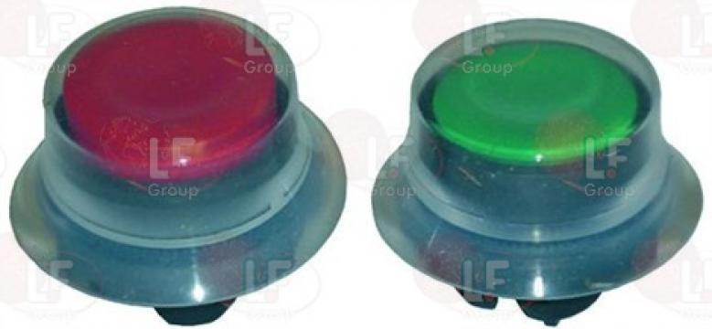Kit protectie buton, diametru extern 28mm