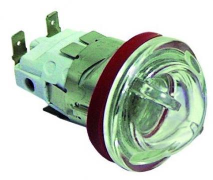 Lampa pentru cuptor rezistenta la temp.300*C, 35.5mm