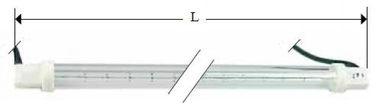 Lampa infrarosu 240V 500W
