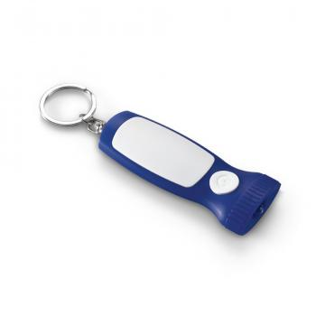 Lanterna albastra led, breloc, baterii incluse 3 AG10 de la Dali Mag Online Srl
