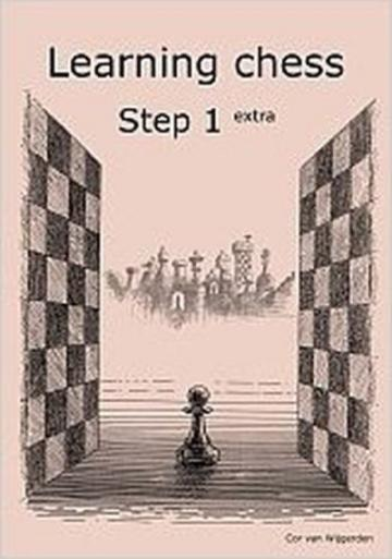 Carte, Learning chess - Step 1 Extra Workbook Pasul 1 extra de la Chess Events Srl