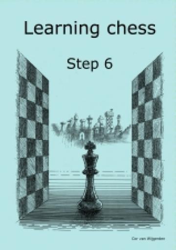 Caiet de exercitii, Step 6 - Workbook / Pasul 6 de la Chess Events Srl