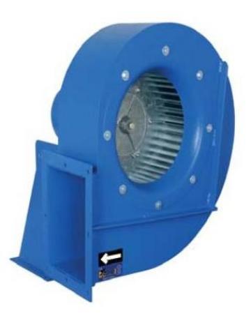 Ventilator centrifugal trifazat MB 35/14 T4 4kW