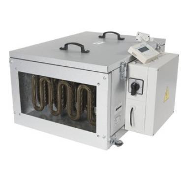 Centrala de ventilatie LCD MPA 1200 E3