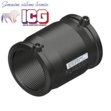 Mufa electrofuziune 160 de la ICG Center