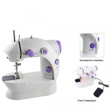 Masina de cusut electrica cu pedala Mini Sewing Machine