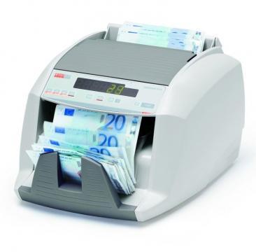 Masina de numarat bancnote Rapidcount S60 de la Fiscal Systems