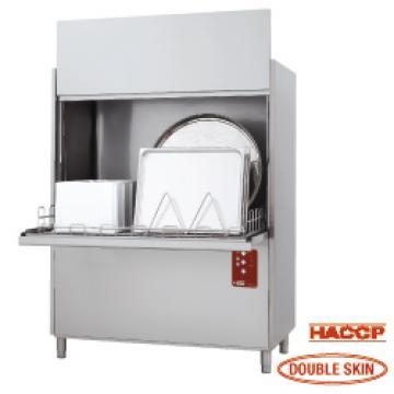 Masina de spalat vase 1320x700mm, Diamond de la Kalva Solutions Srl