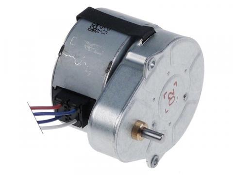 Motoreductor 5 W, 230 V, 50 Hz, ax 4 mm, MBM