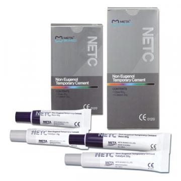 Ciment denatr temporar fara Eugenol NETC (1cutie)