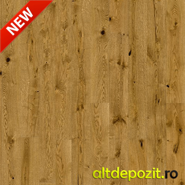 Parchet triplustratificat stejar Biscotti Grande 14 mm